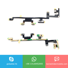 power button volume key mute silent switch flex cable for ipad 3