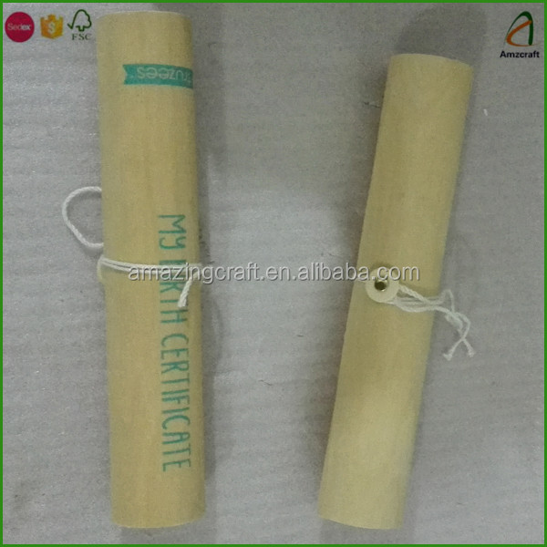 Eco-friendly Birch Bark Boxes Cheap Wooden Packaging Boxes for Paper Work