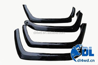 Toyota LJ70 LC77 car fender trim plastic fender flare for Toyota Land Cruiser 70