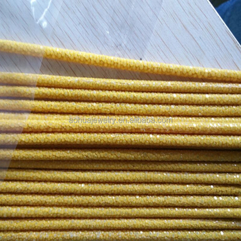 High quality stingray leather cord, stingray skin cord