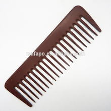 Wholesale Custom Wide Tooth Hair Comb / Bakelite Comb