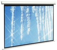 84'' motorized projector screen for led projector