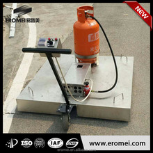 Cheap portable infrared bitumen recycler for sale