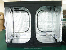 High Quality Green Grow Room with Sliver Mylar