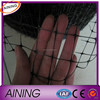 High quality and lowest price 19x19mm white extruded bird net