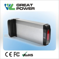 36V 16ah Nominal Voltage and Li-Ion, Lifepo4 Type electric bike battery