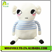Personalized Plush Knitted Doll High Quality Handmade Knitting Baby Toy