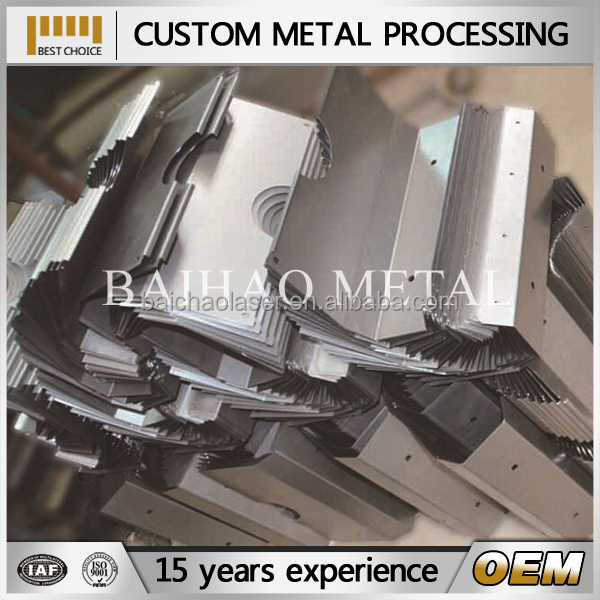 China Manufacturer high precision OEM elevator sheet metal fabrication