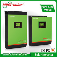 MPPT 1KVA TO 5KVA Solar Power Inverter with PWM Solar Charge Controller