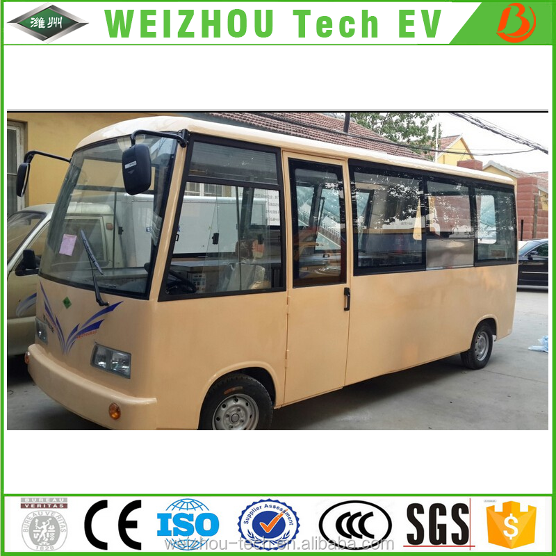 Low price high quality food bus