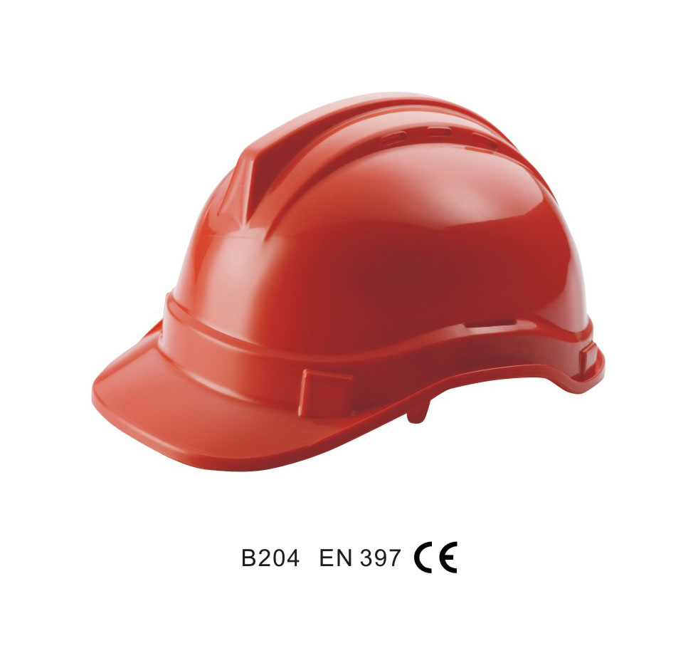 2017 New Style ABS Colored Safety Helmet