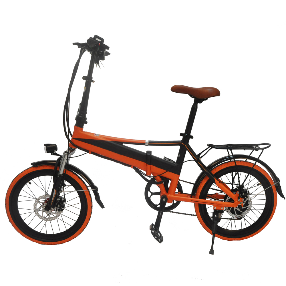 "2017 Popular 36V 7.8AH LG Battery 250W Electric Folding 20"" Inch Fat Tire Off Road Dirt Bike For Adult And Children"