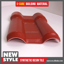 China manufacturer Flexible house plans double layer roof tiles