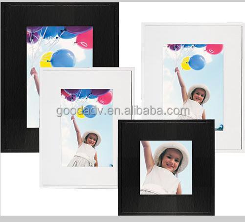 Custom Design Lovely Fridge Magnet Photo Frame Cheap Mini Picture ...