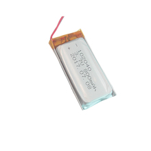 Low price customized 102040 3.7v 800mah rechargeable lipo <strong>battery</strong> for RC helicopter and drones