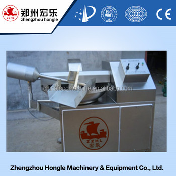 Stainless Steel Industrial Meat Chopper Machine/meat Processing Factory Equipment/meat Chopping Machine