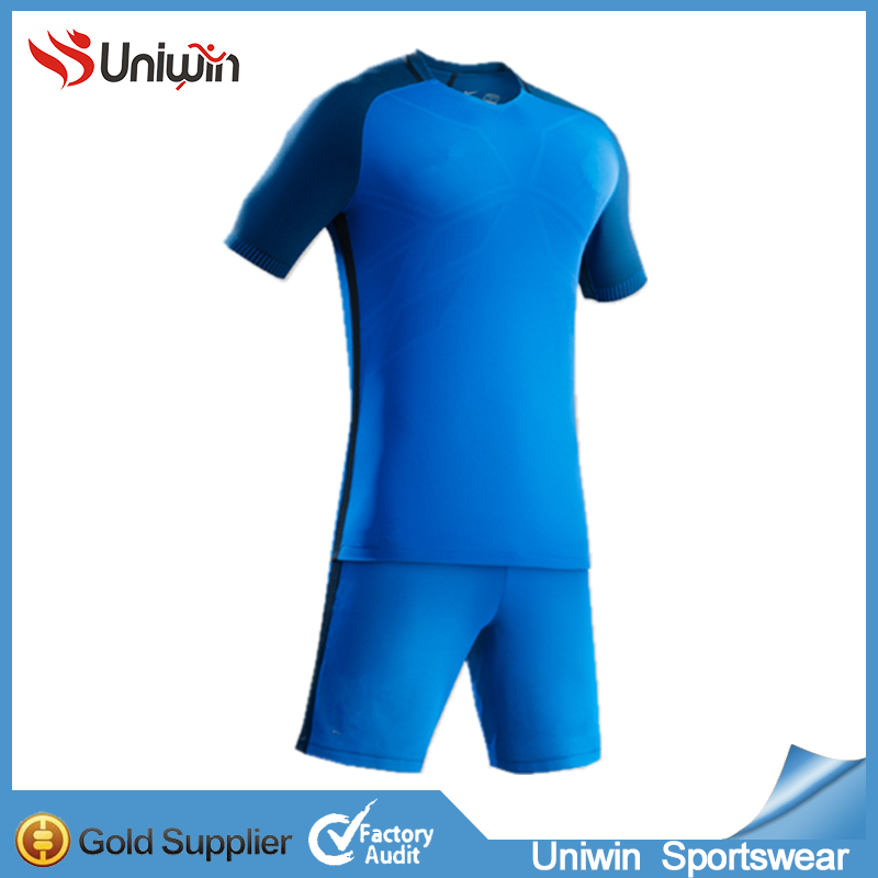 Bulk cheap soccer jerseys sport new pattern t-shirts youth football jerseys wholesale