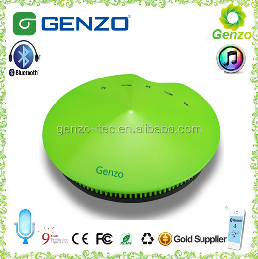Unique Square wireless portable bluetooth speaker with microphone customized logo and package, Legoo portable bluetooth speaker
