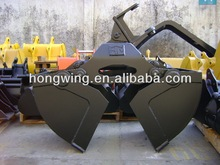 Backhoe Attachments/CLAMSHELL BUCKET
