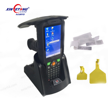 Impinj ISO18000-6C handheld rfid reader warehouse inventory tracking system uhf rfid reader