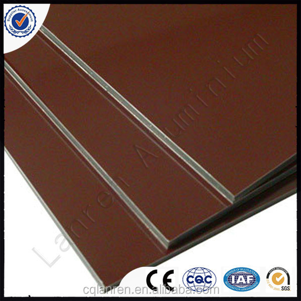 wood design aluminum composite panels