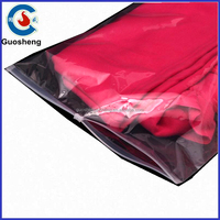 China Supplier Plastic Zipper Bag For