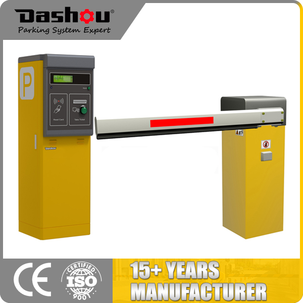 User Friendly Car Park Facility with Automatic Payment