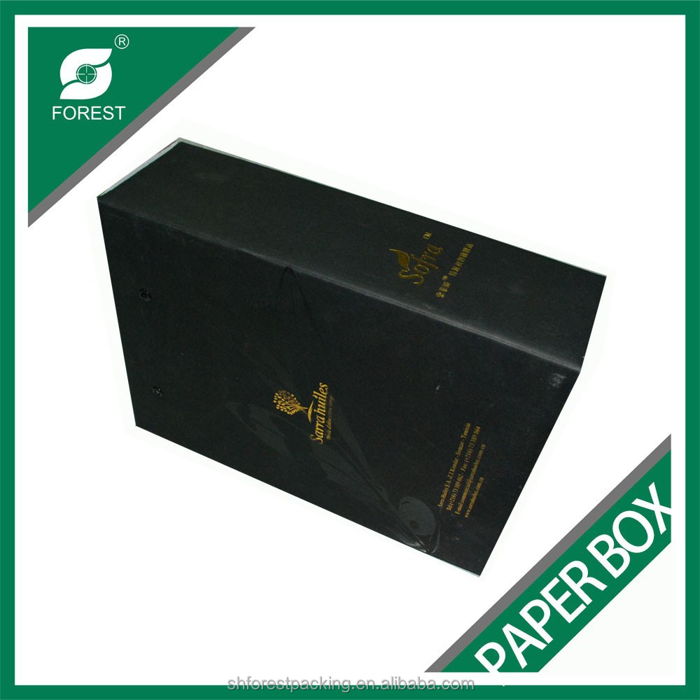 EMPTY INDIVIDUAL GIFT BOX IN MAILBOX SHAPE