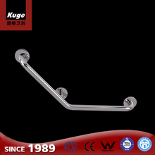Stainless and nylon surface Grab Bar Wall protector hospital metal handrails for the disabled