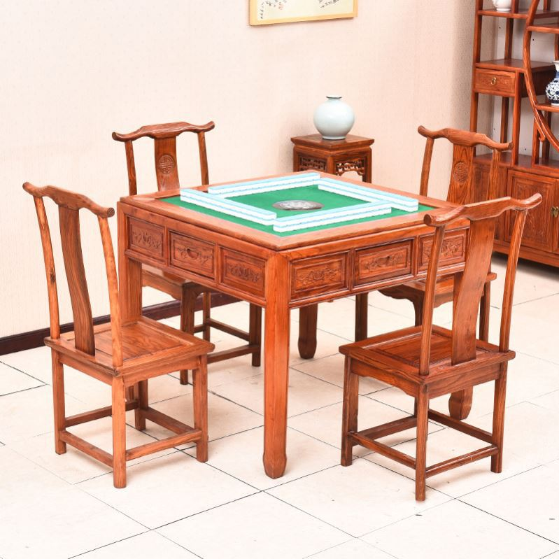 Automatic Mahjong Table