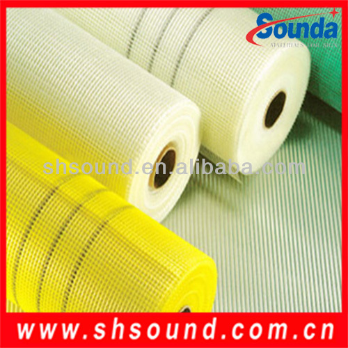 High quality rosette mesh fabric