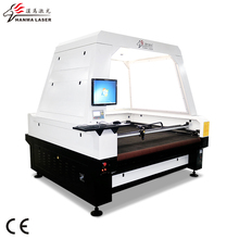 Top quality dress 100w laser cutting machine+taiwan laser cutting machine