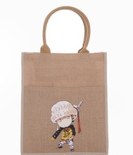 advertising fancy jute bag