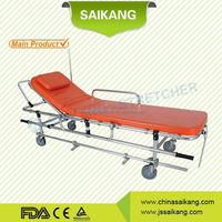 CE Certification Luxury Luxurious Ambulance Stretcher Trolley