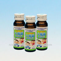Multivitamin drink necessary for a growing child, original brand