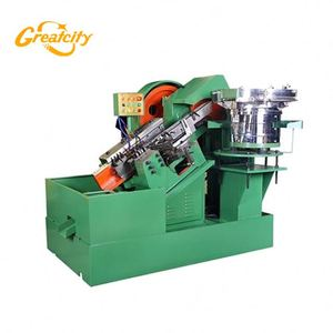 Competitive price drywall screw making machine