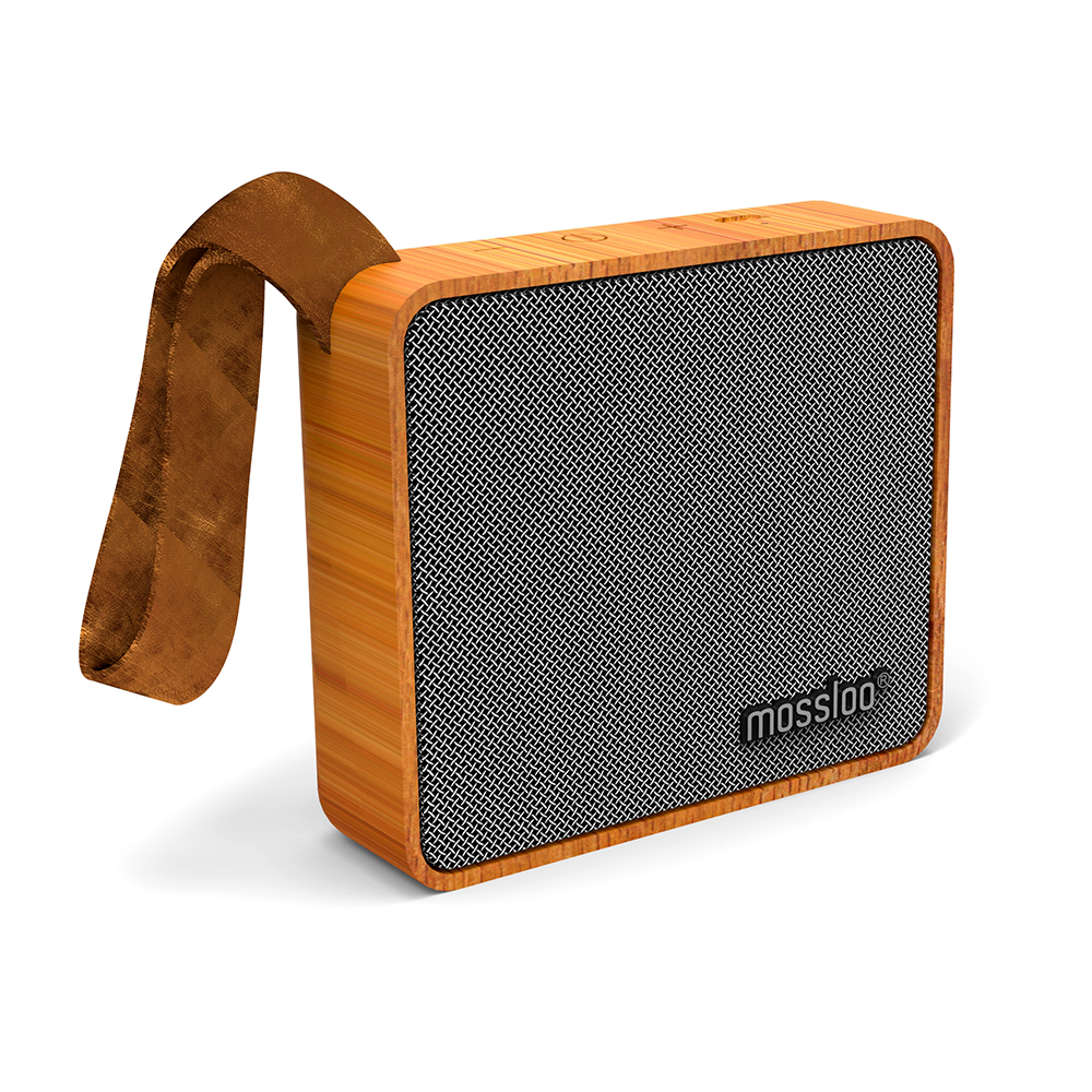 2017 New XJ0810 Real Wood Bluetooth <strong>Speaker</strong> with Touch Button