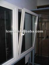 Pvc window tilt and turn window and door