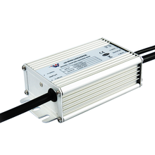 High quality 80w IP67 Input Constant Current DC to DC Aluminum case/shell Power Supply led driver