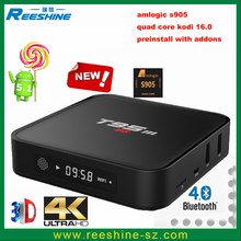 hottest t95m amlogic s905x android tv box with usb 3.0 2gb ram 8gb rom android tv box dual tuner