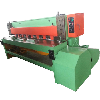 Q11-3x1300 Shearing Machine Mechanical Manual Guillotine Shearing Machine