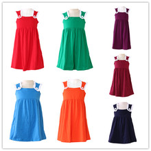 wholesale 1 year children girls frocks designs baby girl boutique princess dresses new fashion kids party wear frocks image