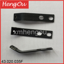 top high quality Heidelberg GTO52 printing machine parts,gto 46 feeder gripper finger, 43.020.035