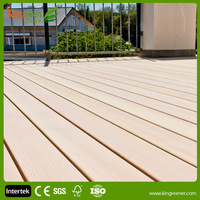 Best sale hollow tongue and groove composite decking solid, cheap composite decking / balcony waterproof outdoor floor covering