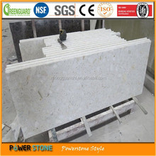 China Artificial Stone Branco Prime Marble