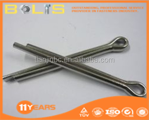 China supplier offer DIN 94 dowel pin split Pins