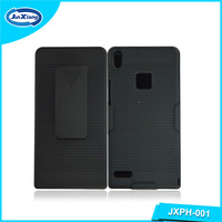 Shell Holster Combo Hard Case Cover for Huawei p6