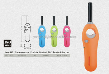 gas torch lighter JZDD-600