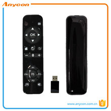 Bluetooth remote control air mouse remote control for smart TV and android TV box