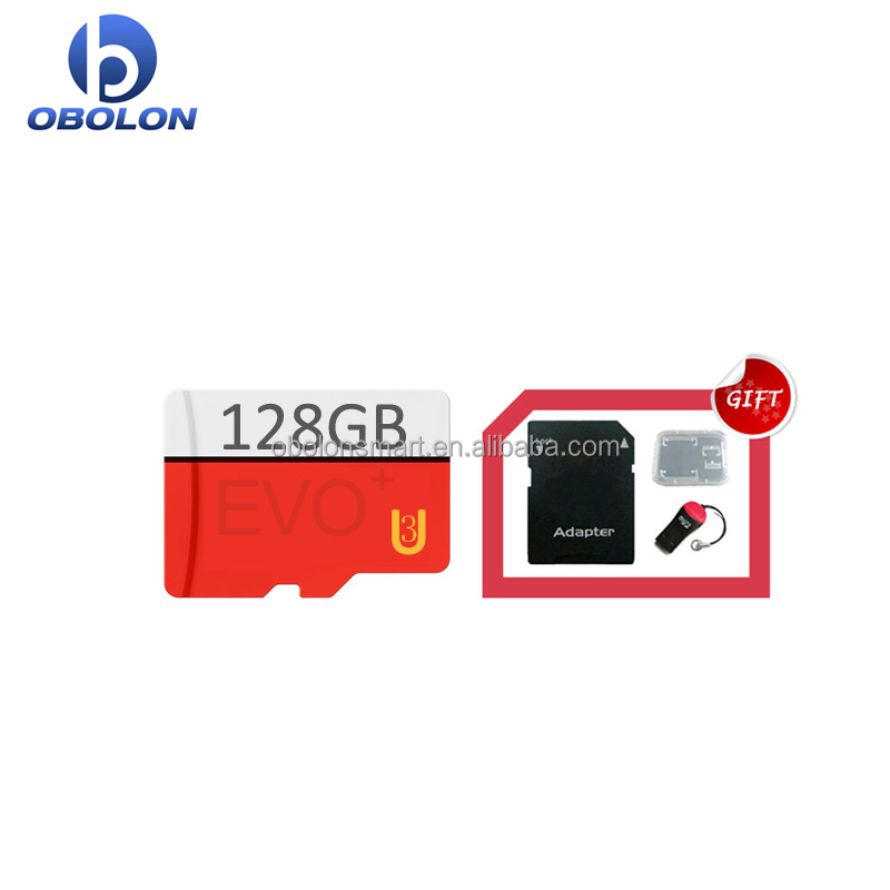 Factory wholesale cheap price high speed 100% full capacity 8gb 16gb 32gb 64gb 128gb class 10 TF micro memory sd card 256gb